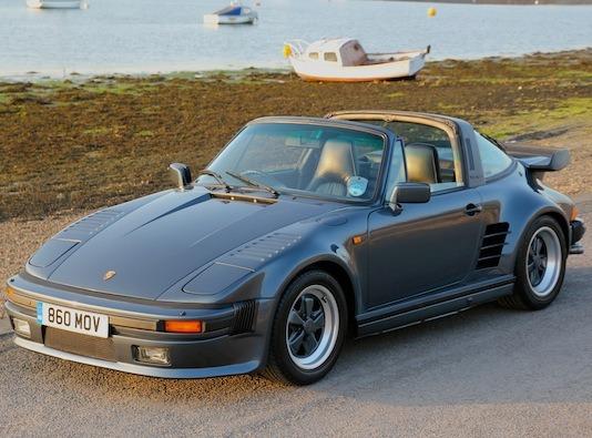 Porsche 911 Turbo Targa Flat Nose Another One Philip Raby Porsche