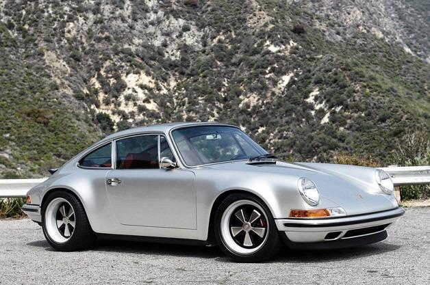 Singer Porsche 911 Philip Raby Porsche