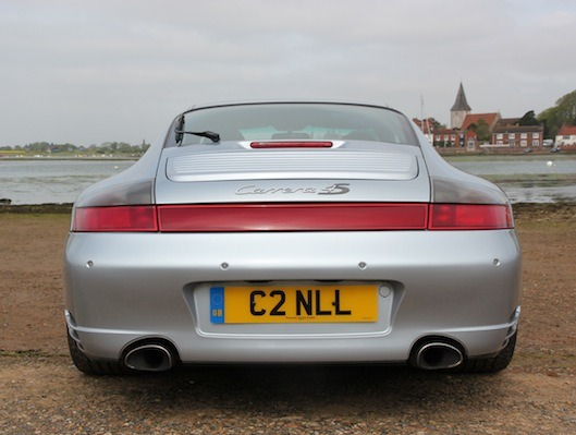 Sports Exhaust A Great Porsche 996 Option Philip Raby