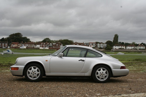Why A Porsche 964 Is A Good Buy Philip Raby Porsche
