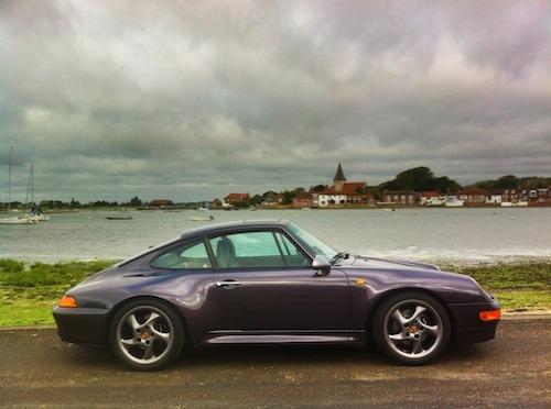 Porsche S Vesuvius Metallic Not Unique To The 993