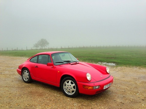Good Porsche 964s are going up in value