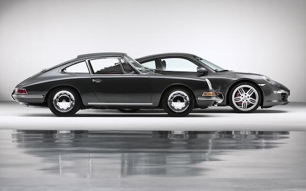 50 years of the Porsche 911 - Philip Raby Porsche