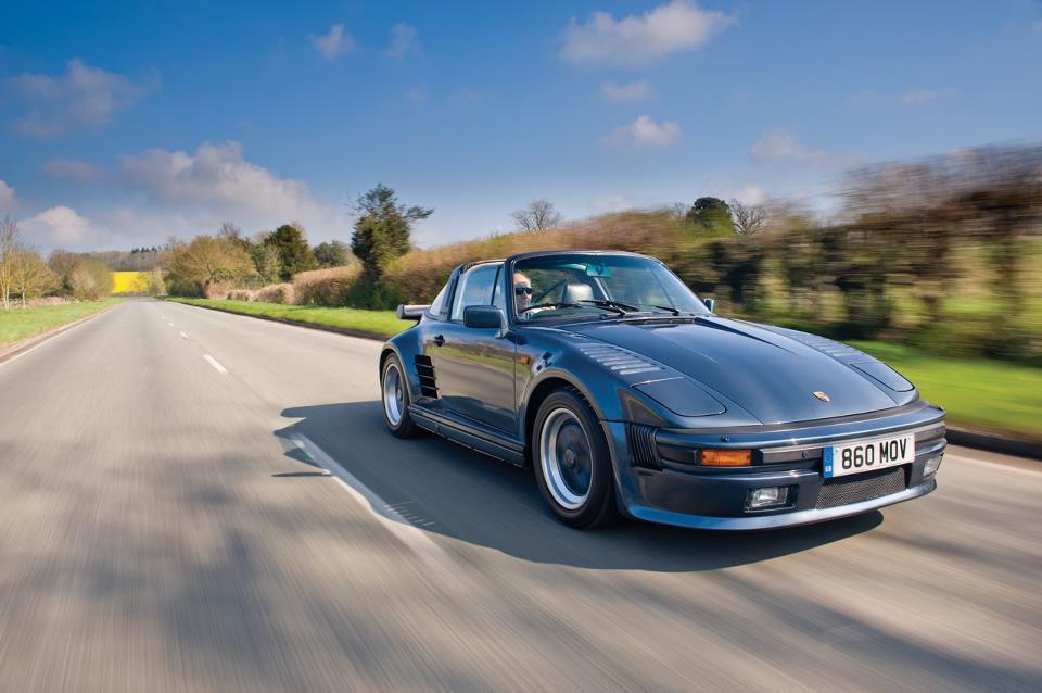 Porsche 911 Turbo Targa SE is rarer than thought