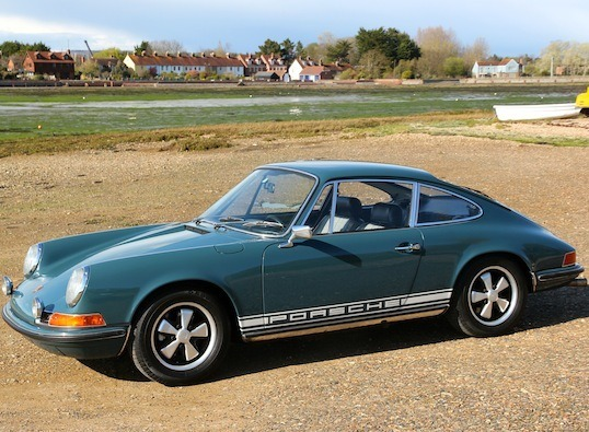 Buying a classic Porsche 911
