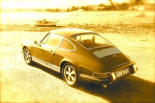 Everyone loves a classic Porsche 911