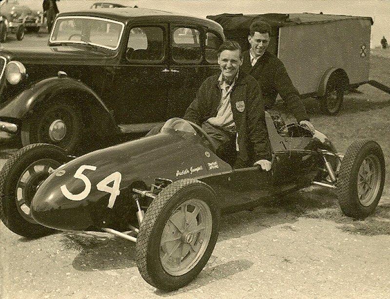 Ian Raby – racing driver