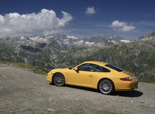 Luggage for Porsches