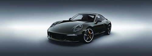 Special edition Porsche 911 celebrates 60 years