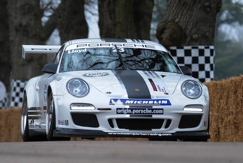 Porsche at the 2012 Goodwood Festival of Speed