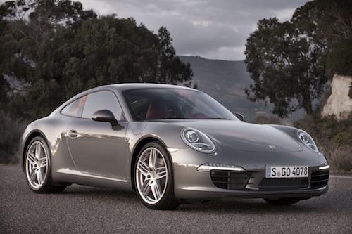 When is a Porsche 911 not a 911?