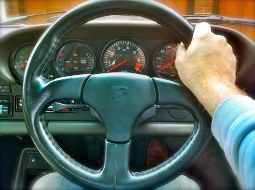 Porsche 911 steering wheels