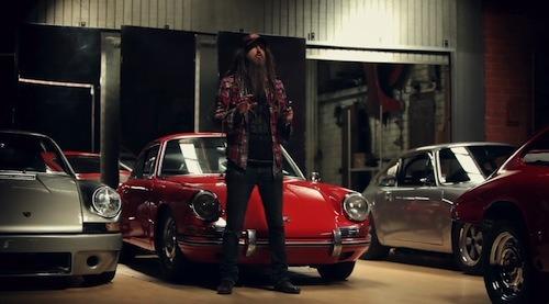 A video portrait of Porsche enthusiast Magnus Walker