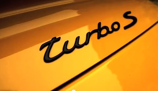 Strange Porsche 997 Turbo S video