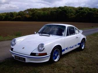 Autofarm Porsche 911 RS Recreation; the early days