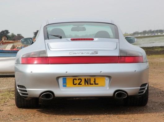 Porsche 996 Carrera 4S – a classic 911 in the making