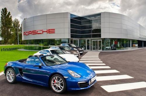 New Porsche Centre opens in Portsmouth