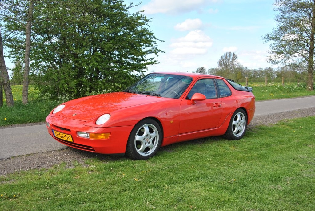 Porsche 968 for sale in Holland