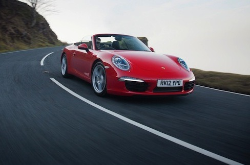 New Porsches hold their value best