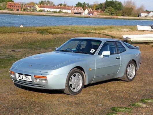 Porsche 944 – the next big thing?