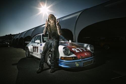 Magnus Walker Urban Outlaw Porsche movie coming soon