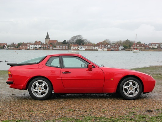 Porsche 944 S2 buyers' guide