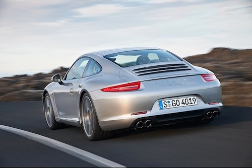 Why silver Porsches are great