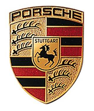 Porsche crest; history and how it's made