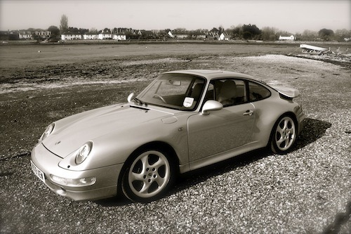Porsche 993 Turbo values