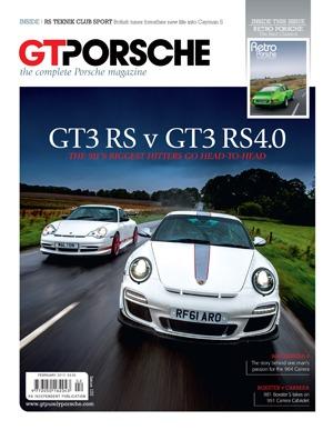 New issue of GT Porsche magazine