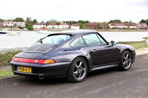 Porsche 911 heating systems