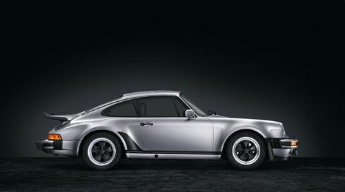 The power of the Porsche 911 Turbo