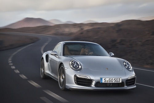 New Porsche 991 Turbo – video