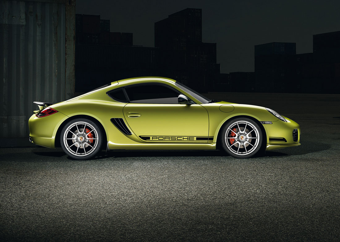 Porsche Cayman R Wanted For Tv Shoot Philip Raby