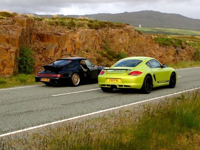 Porsche Cayman R on the Isle of Skye – Day five