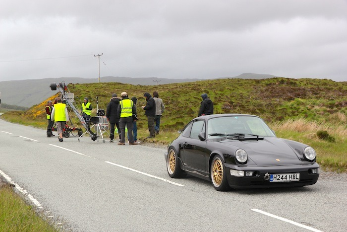 Porsche Cayman R on the Isle of Skye – Day six