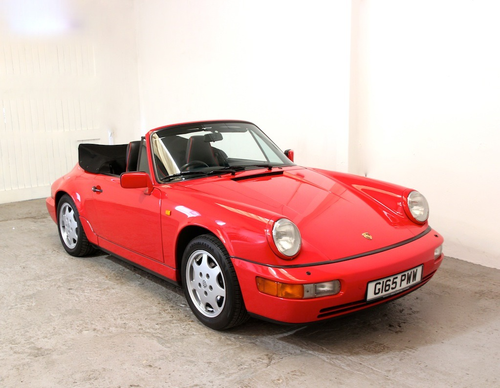 Read more about the article Porsche 964s are in demand!