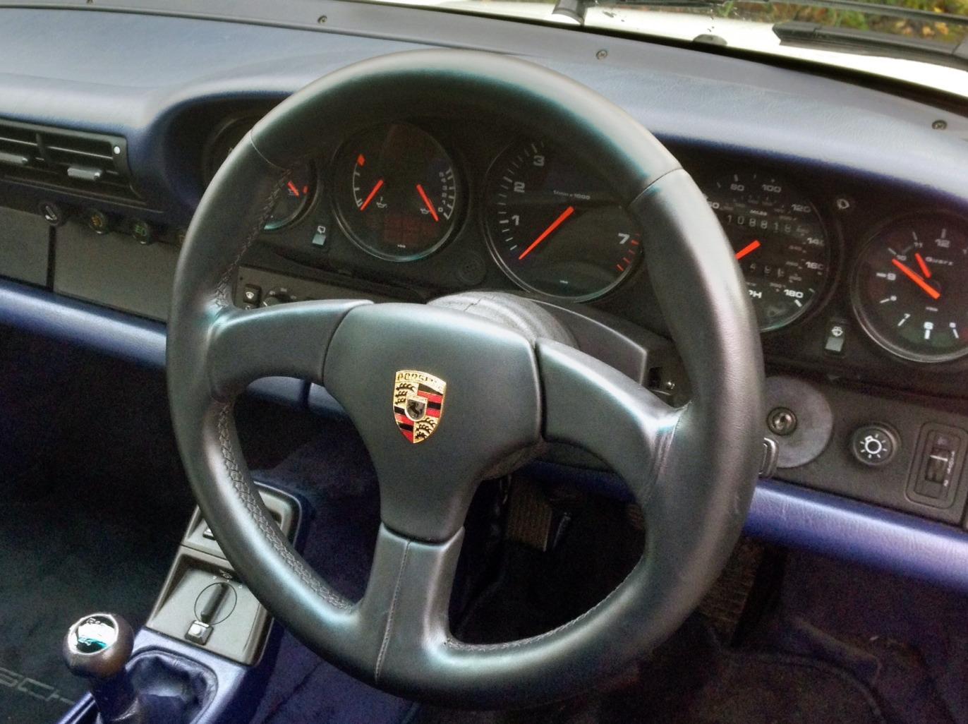Porsche 911 Steering Wheels Philip Raby