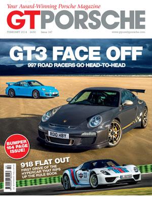 GT Porsche magazine is bigger than ever