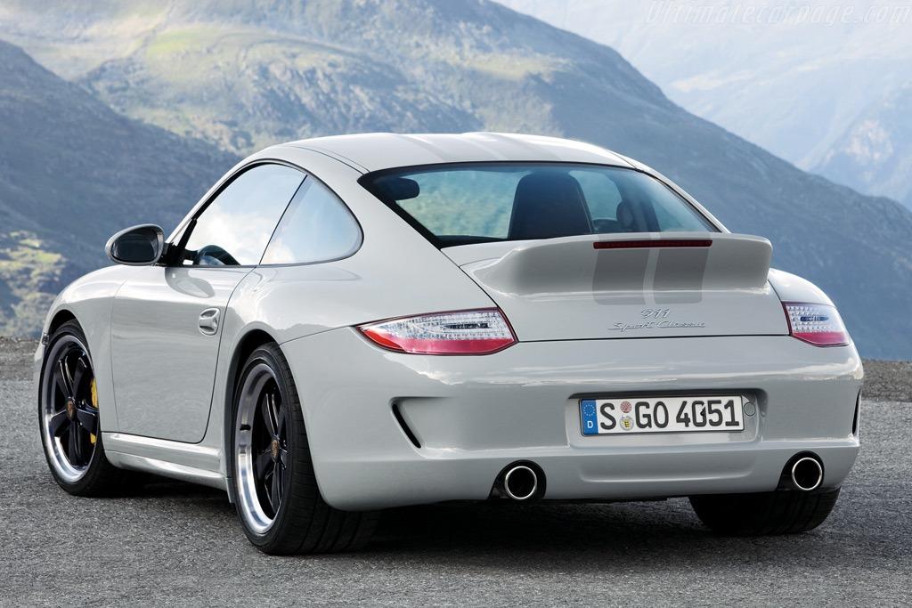 Porsche 997 Sport Classic wanted