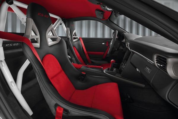 Alcantara – Porsche's fake suede