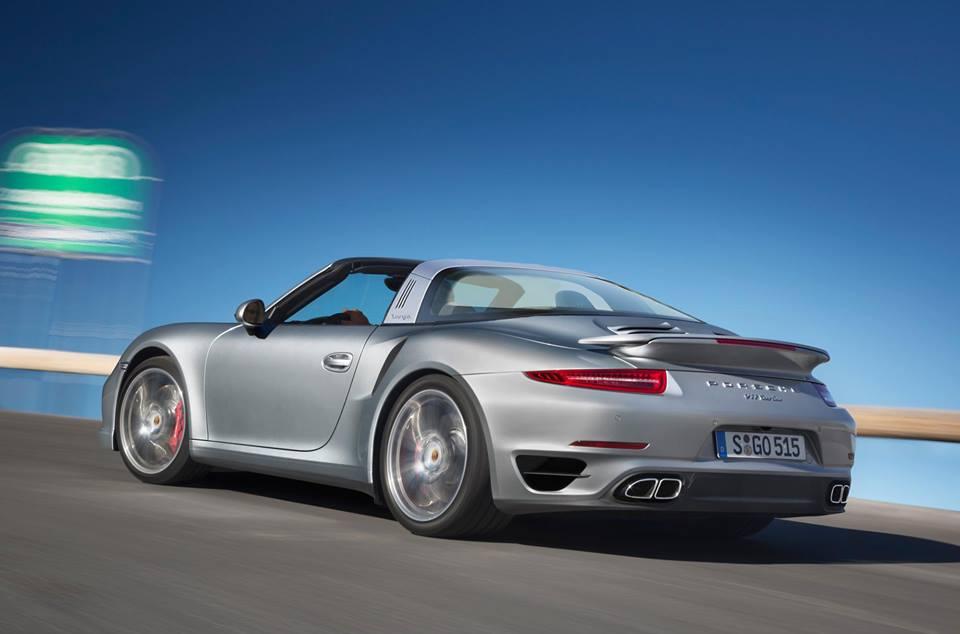 Will there be a Porsche 991 Turbo Targa?