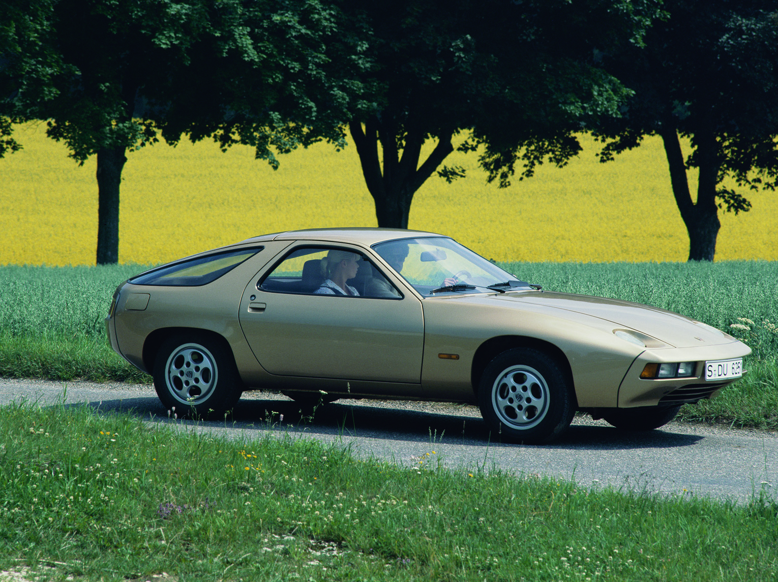 Porsche 928 wanted for Goodwood Revival