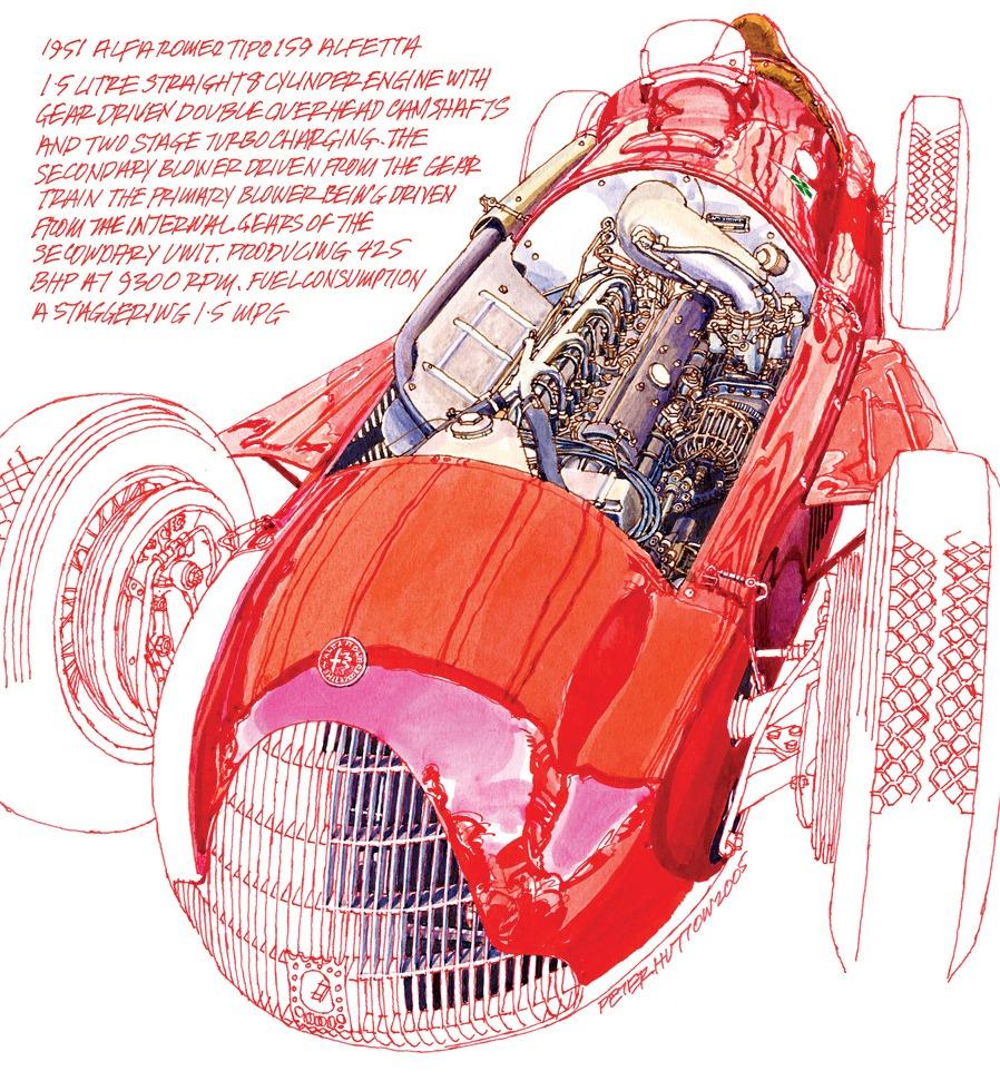 Alfa Romeo Tipo Alfretta