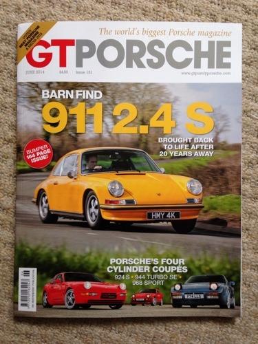 GT Porsche magazine – June 2014