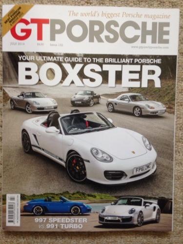 GT Porsche July 2014