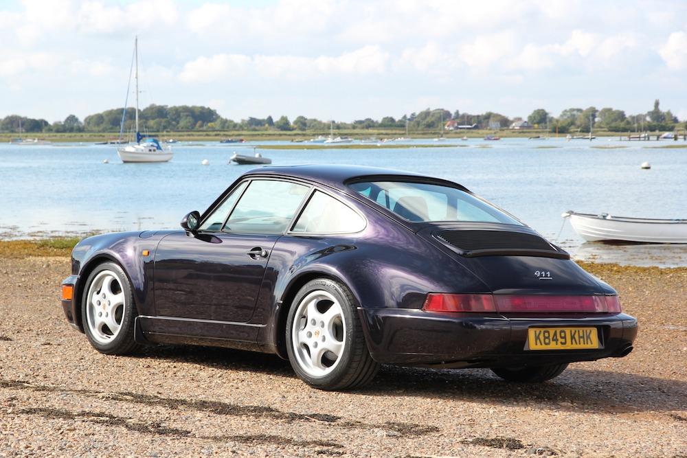 Porsche 964 Anniversary wanted
