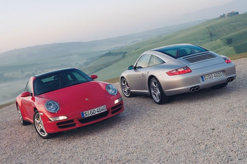 Why the glass-roofed 911 Targas are great