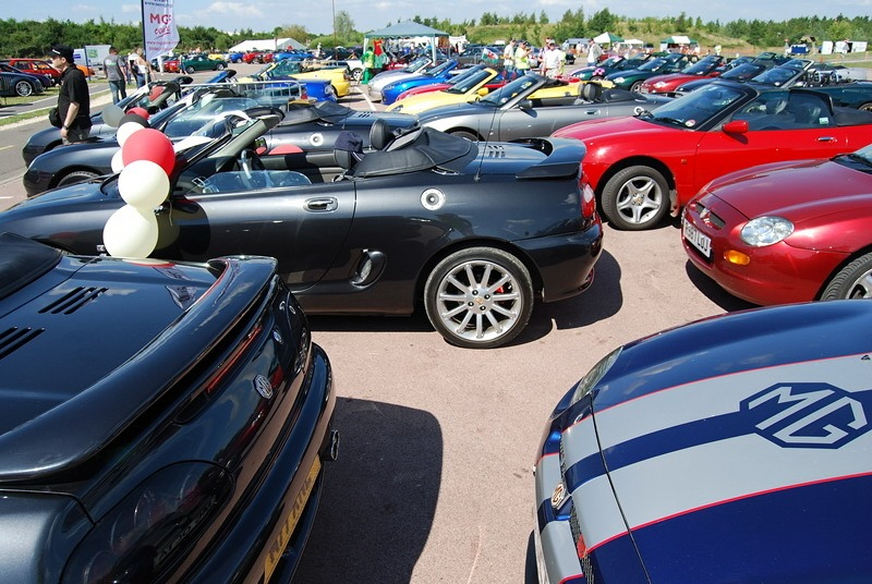 Read more about the article Twenty years of the MGF
