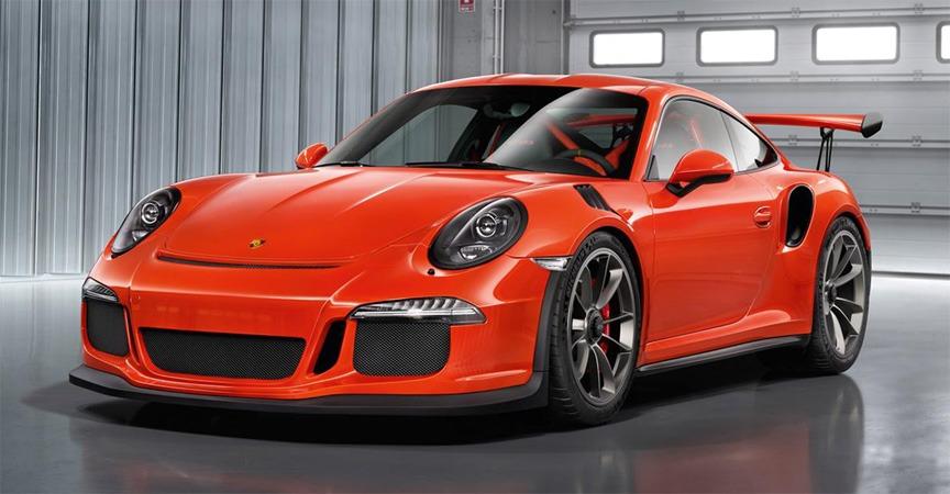 Read more about the article New Top Gear presenter Chris Harris drives a Porsche 991 GT3 RS